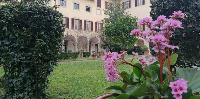 Giardino Palazzo Salviati