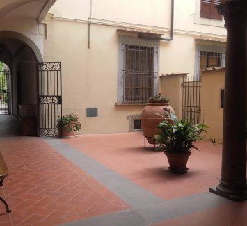 Loggiato Palazzo Salviati